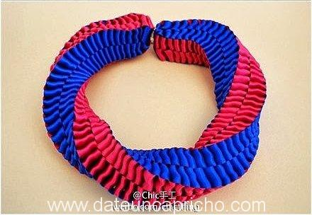 0112e32538 How To Make Square Ribbon Style Bracelet for you