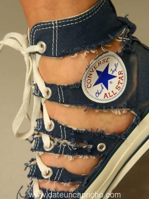 Photo of Reviviendo tus viejas Converse