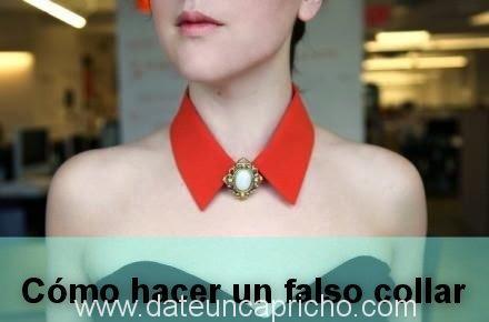 Photo of Cómo hacer un collar falso
