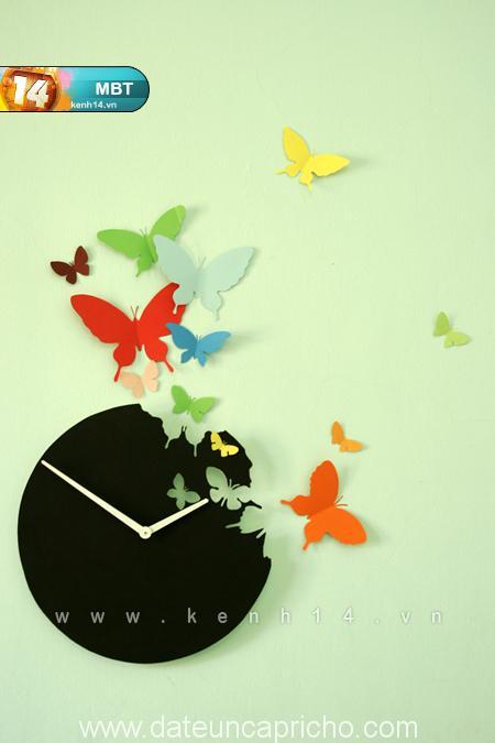 Como hacer un decorativo reloj de pared