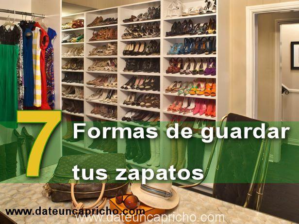 Photo of 7 maneras de organizar tus zapatos