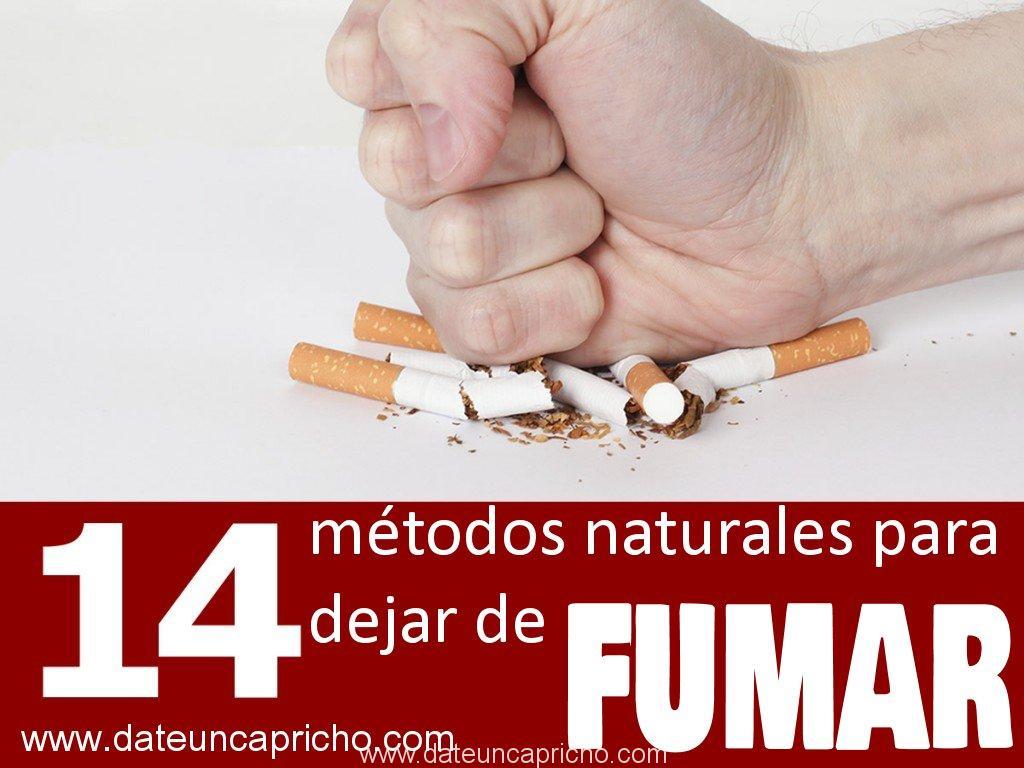 natural ways to stop smoking