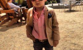 Niños que seguramente visten mejor que tú