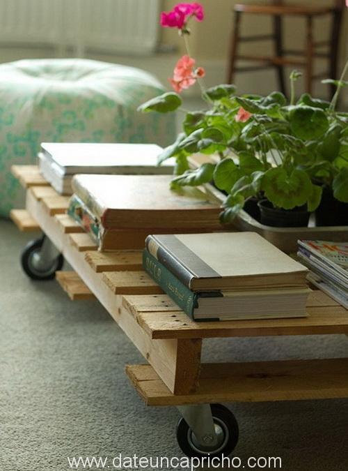 21 muebles de jardin con palets reciclados date un capricho for Sofas con palets para jardin