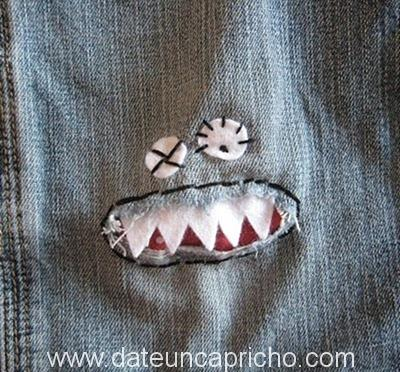 Photo of Monstruos en pantalones rotos