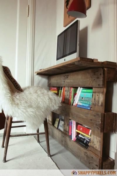 Pallet-Projects-Desk