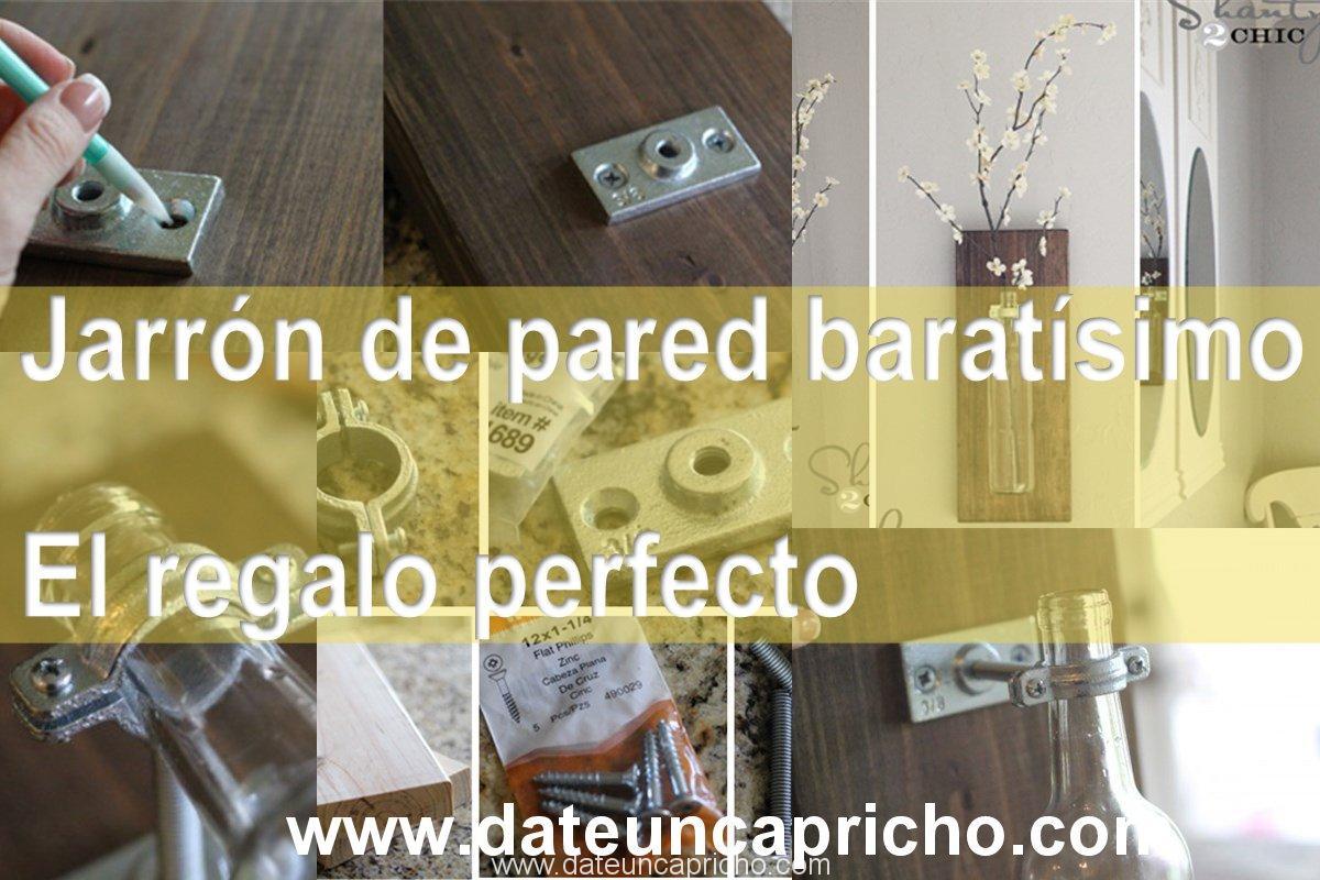 Photo of Jarrón de pared baratísimo y precioso. El regalo perfecto
