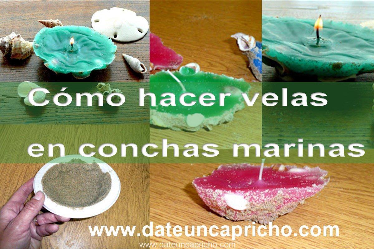 Photo of Cómo hacer velas en conchas marinas