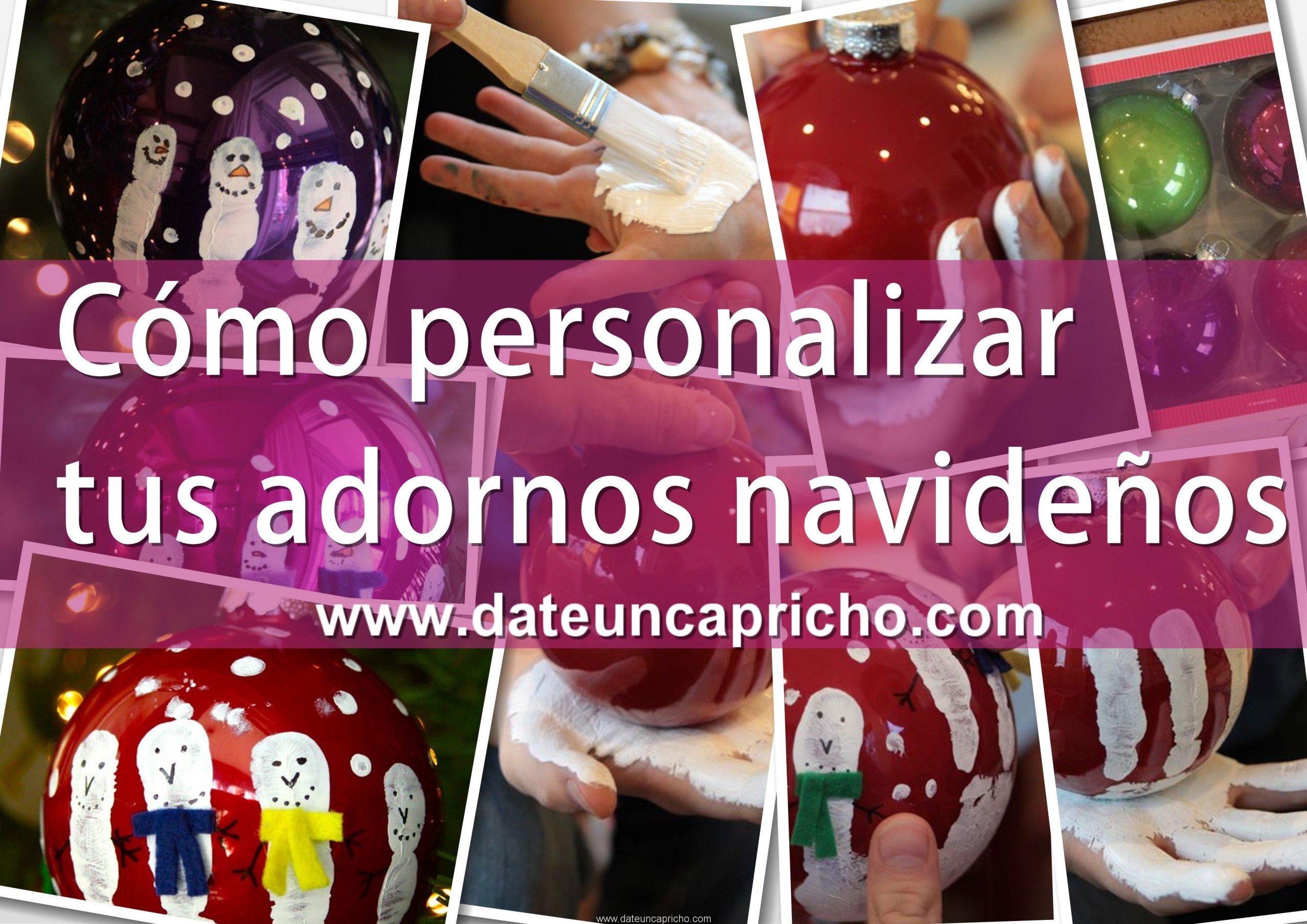 Photo of Como personalizar adornos navideños