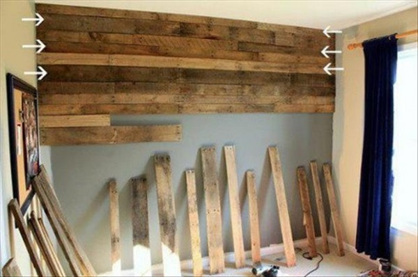 how-to-make-a-pallet-wall