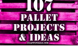 107 Proyectos e ideas con palets (2ª parte)