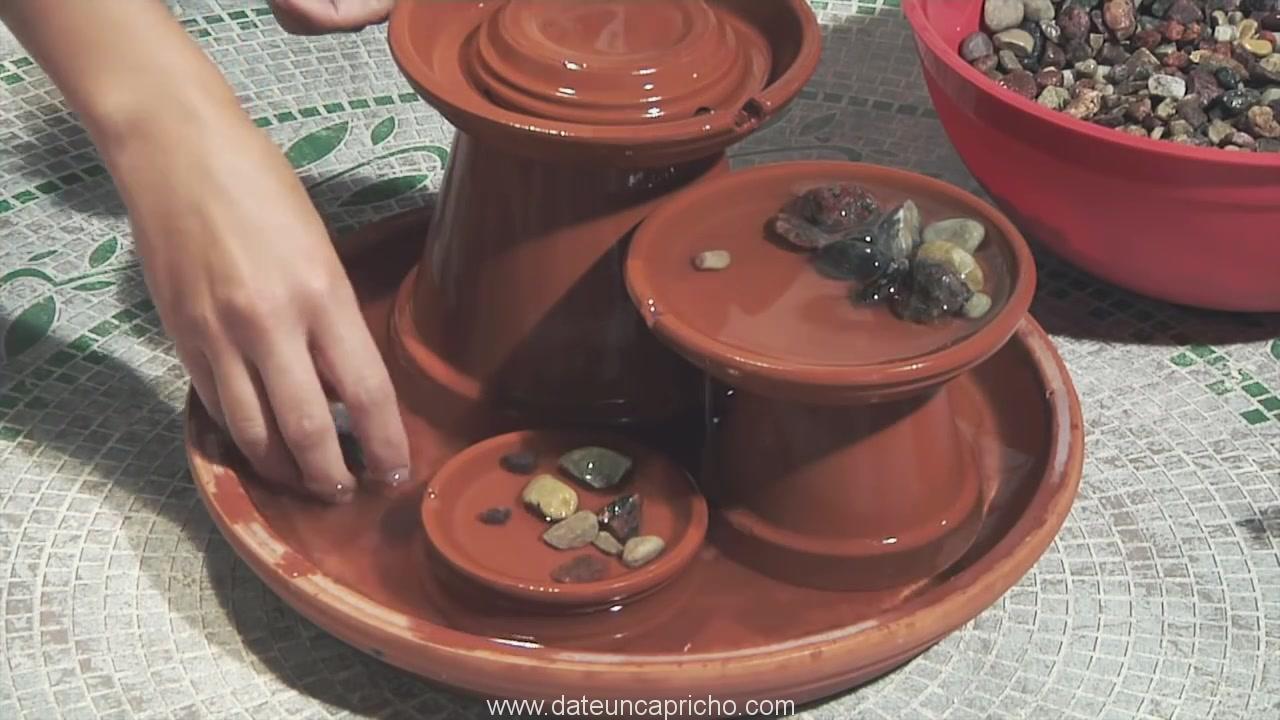 Terra Cotta Fountain How To Build Menards 427