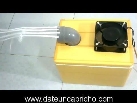 Photo of 2 Maneras de hacer un acondicionador de aire en el hogar
