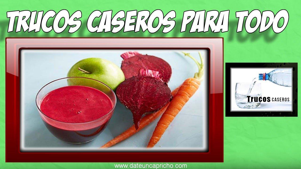 Photo of Bebida milagrosa de zanahoria remolacha y manzana para la salud