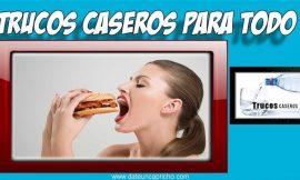 Los alimentos no saludables que pueden provocar cancer