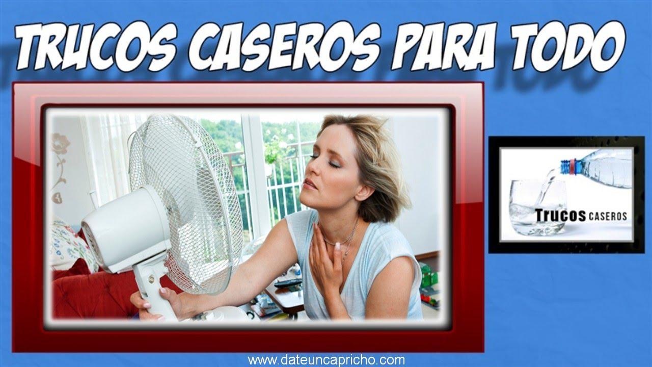 Photo of Remedios caseros naturales para los sofocos de la menopausia – Tratamientos para los bochornos.