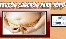 Remedios caseros para tratar la obesidad naturalmente-  Trucos para adelgazar
