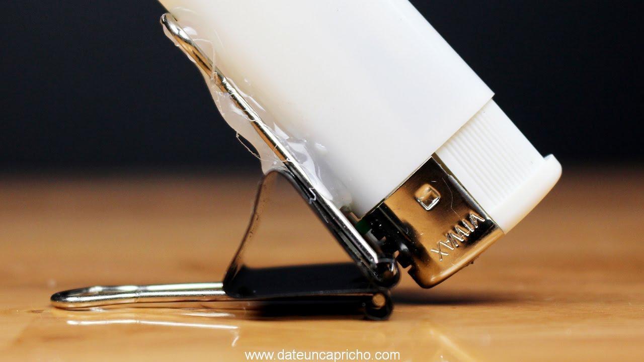 5 creativas ideas con clips de carpeta