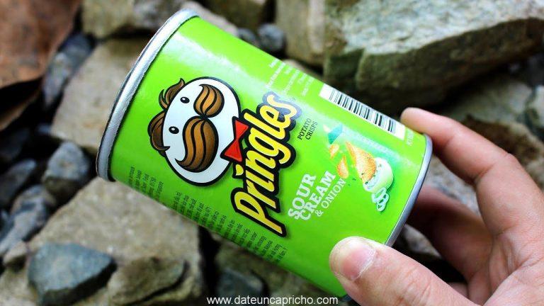 5 Impresionante Trucos Con Pringles