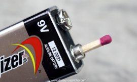 5 Trucos con Batería USTED DEBE SABER !