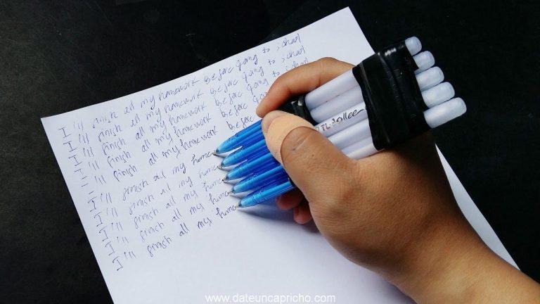 5 Trucos con bolígrafos – parte 2 – Life hacks