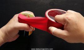 8 Trucos caseros que se pueden emplear con una cinta adhesiva