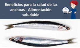 Beneficios para la salud de las anchoas – Alimentacion saludable