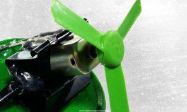 Como hacer un potente ventilador USB utilizando clips de Bender