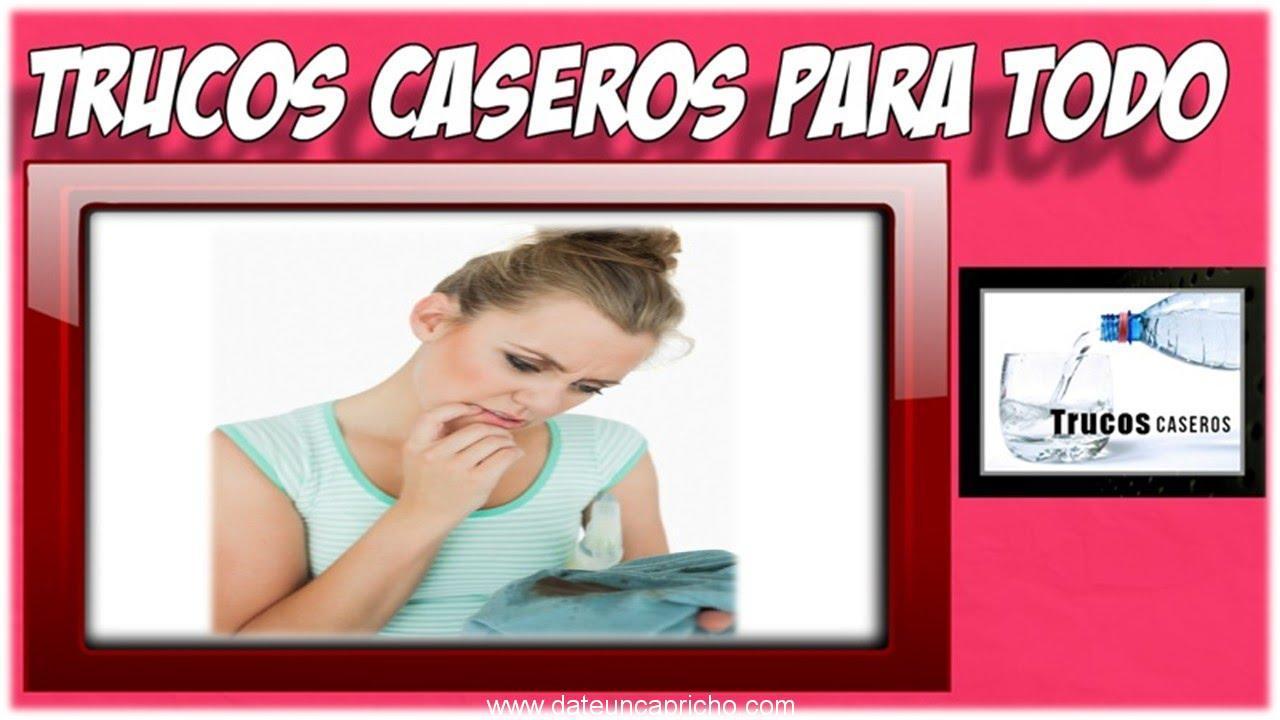 Photo of Como quitar manchas de sangre en la ropa – Trucos caseros limpieza.