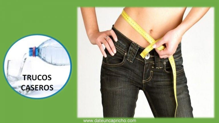 Consejos naturales para bajar de peso – Trucos caseros.