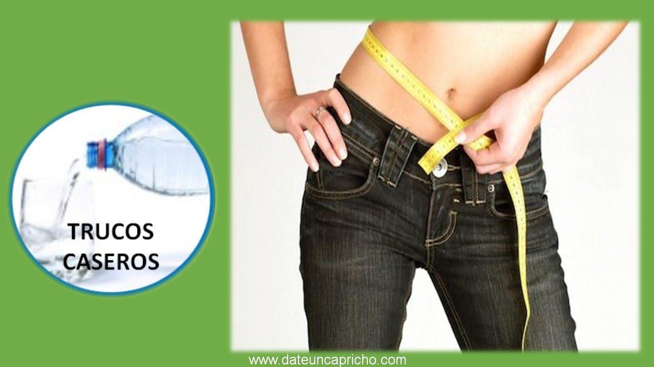consejos naturales para bajar de peso trucos caseros