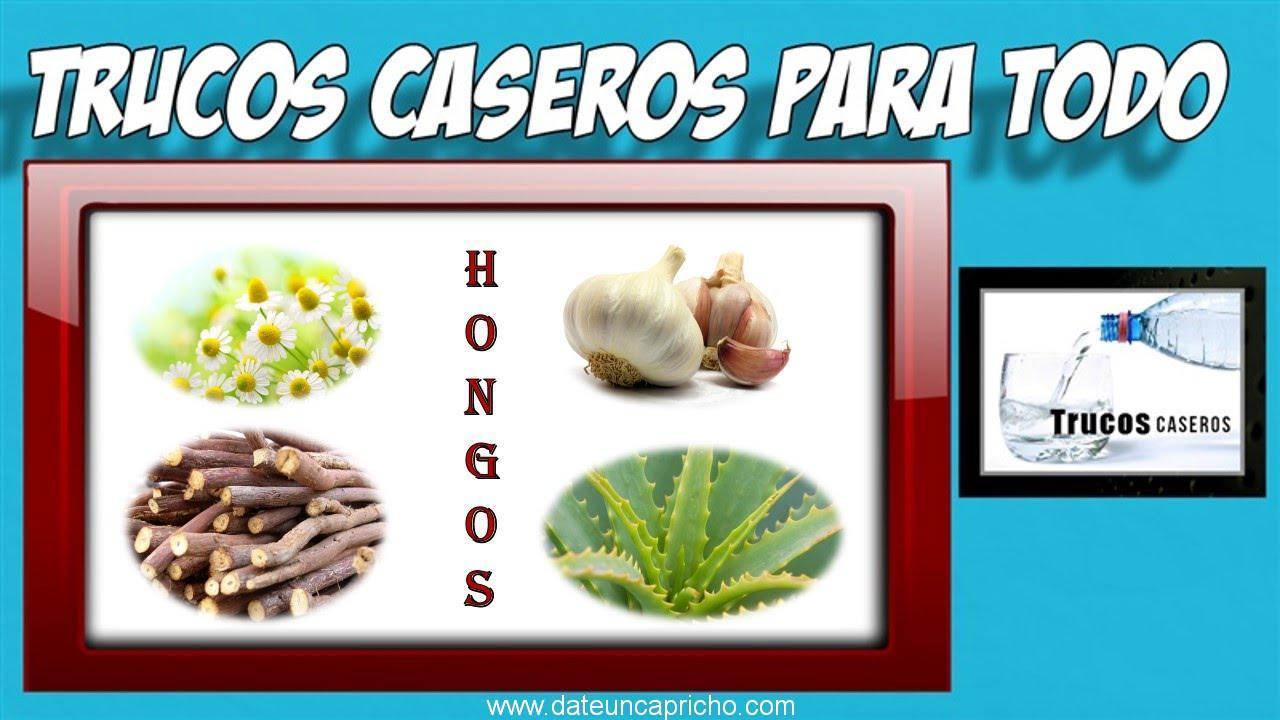 Increibles remedios caseros para hongos en las u as de los - Eliminar hongos de la pared ...
