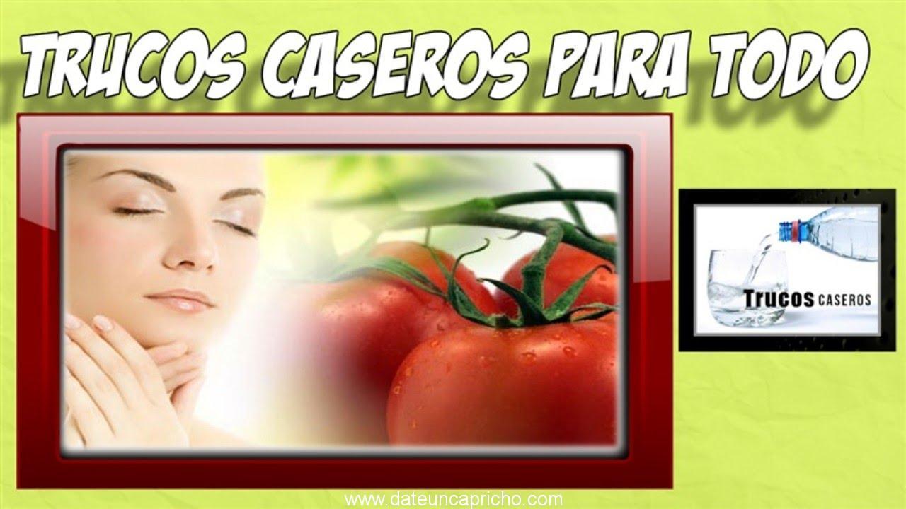 propiedades del tomate para la salud belleza y hogar trucos caseros con tomate