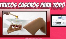 Receta de crema depilatoria casera – Trucos de belleza