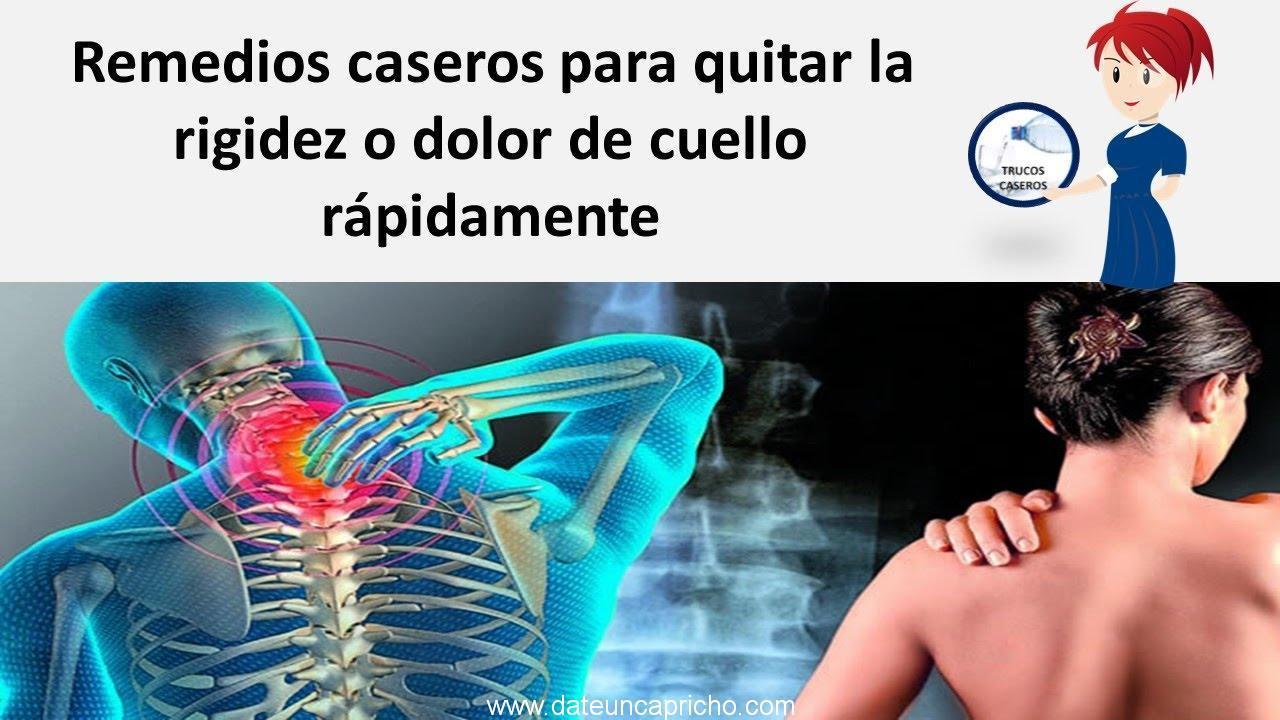 Photo of Remedios caseros para quitar la rigidez o dolor de cuello rápidamente