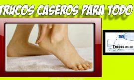 Remedios caseros para reducir la inflamación, eliminar los hongos y olores de los pies