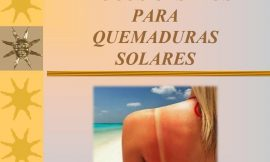 Remedios caseros y trucos naturales para las quemaduras del sol.
