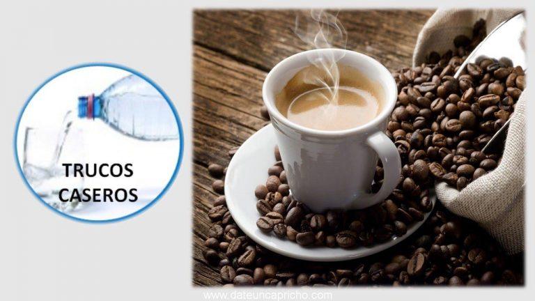 Trucos caseros con café para el hogar – Como reutilizar el café.
