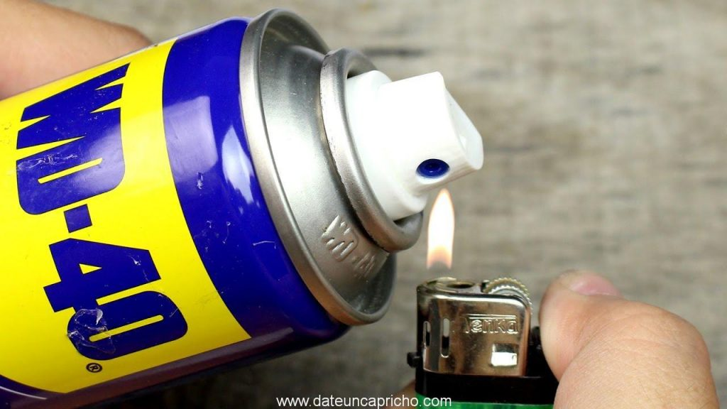 5 trucos con encendedores usted debe saber