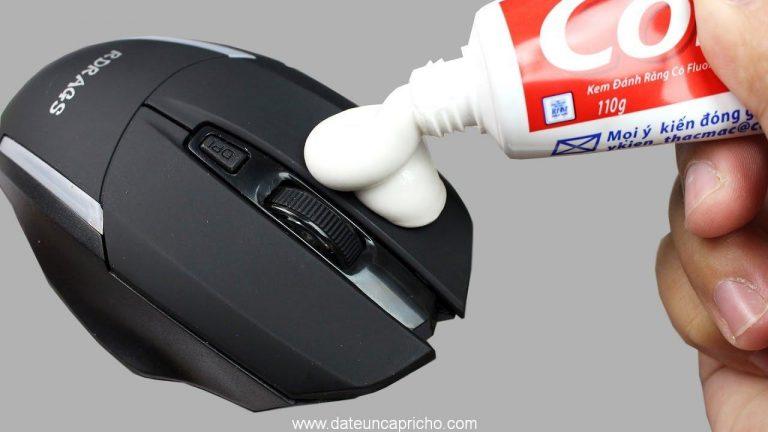 6 Trucos que puedes hacer con pasta de dientes