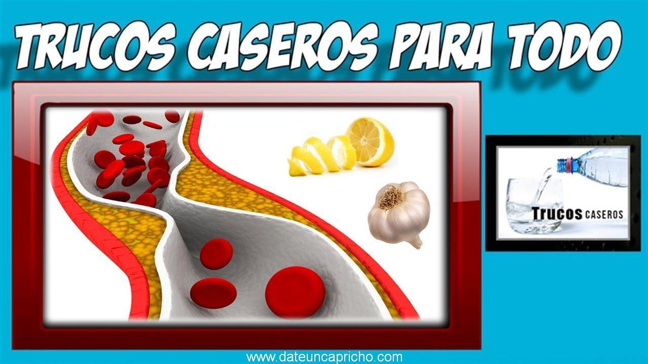 ajo y limon para limpiar las arterias y prevenir enfermedades cardiovasculares