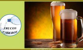Los increibles usos de la cerveza para la salud,la belleza y el hogar