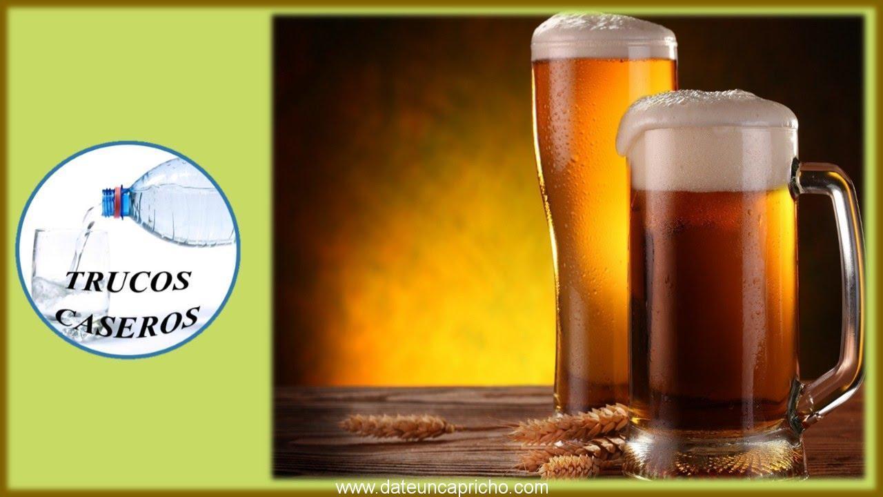 los increibles usos de la cerveza para la saludla belleza y el hogar