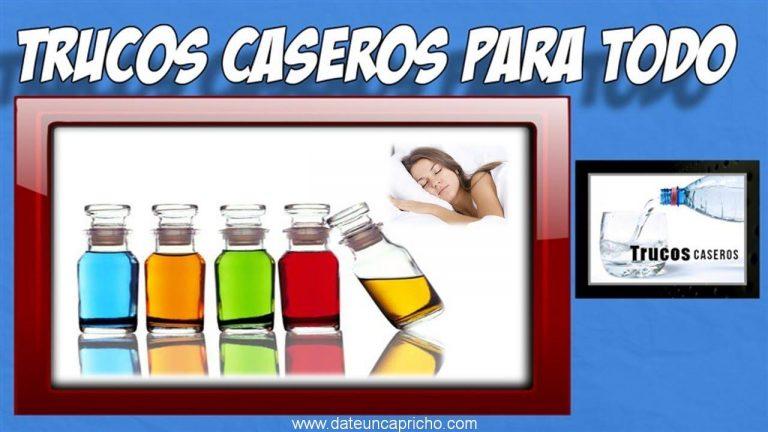 Los mejores aceites esenciales para tratar el insomnio y combatir el estres