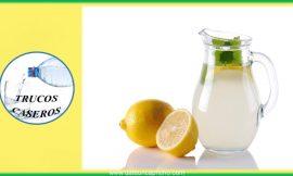 Los muchos beneficios para la salud del agua de limón en ayunas