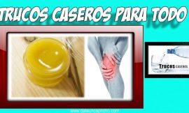 Receta de remedio casero para alivio del dolor múscular y articular