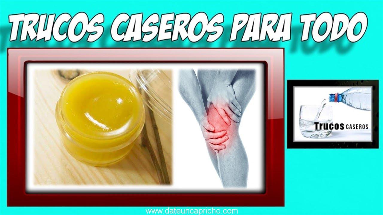 receta de remedio casero para alivio del dolor muscular y articular