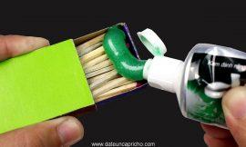 Top 10 Impresionante trucos con pasta de dientes
