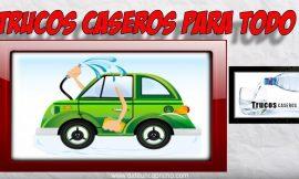 Trucos caseros para limpiar el coche – Consejos de limpieza