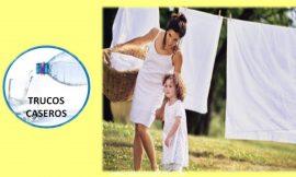 Trucos para blanquear la ropa blanca – Productos naturales para tu ropa.